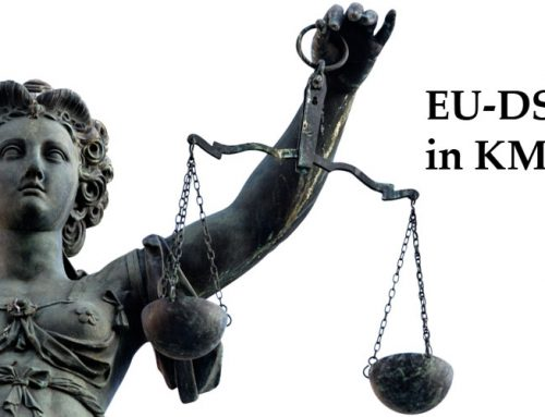 DSGVO in KMU – rechtskonform miteinander wirtschaften